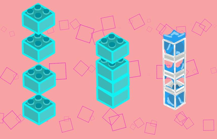 グラビティメイズ立方体