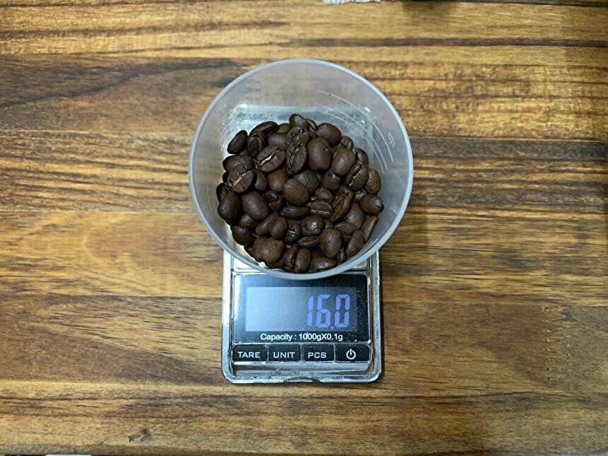 CM-D457Bのレビュー|コーヒー豆