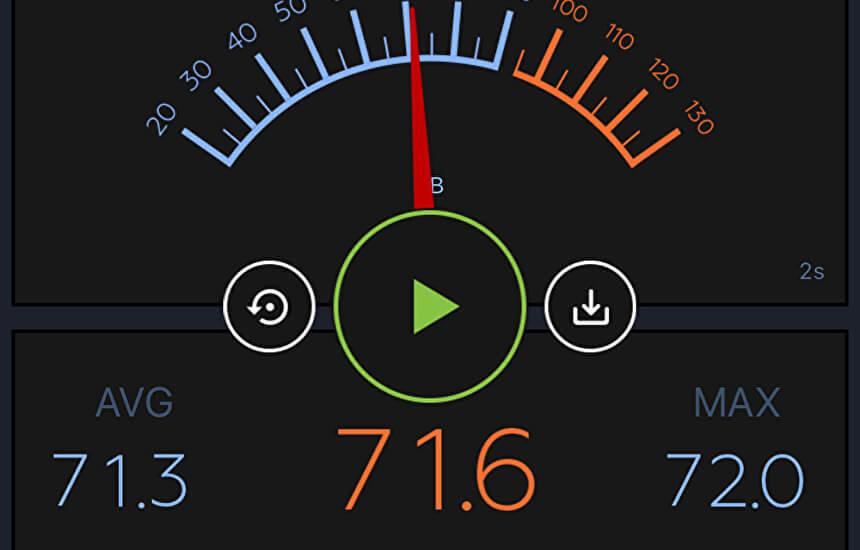 CM-D457Bの動作音をレビュー