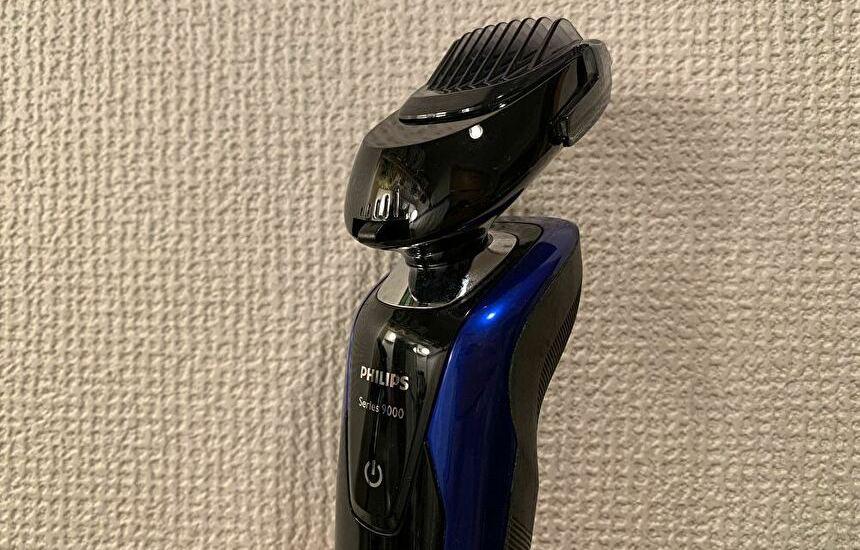 S9185に装着可能なスタイラーのレビュー