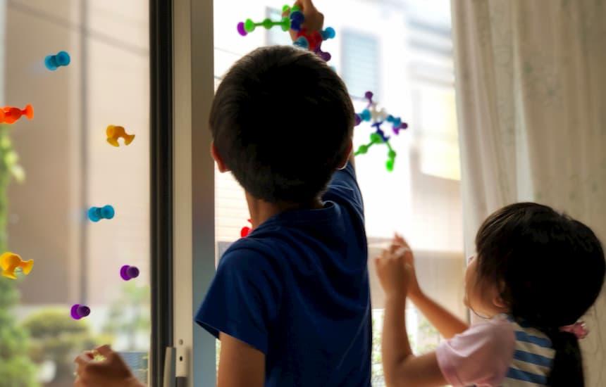 ピタリコの窓ガラス2