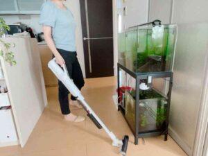 ic-sldc11の掃除機