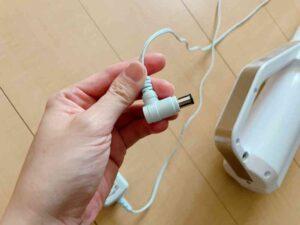 ic-sldc11の充電ケーブル