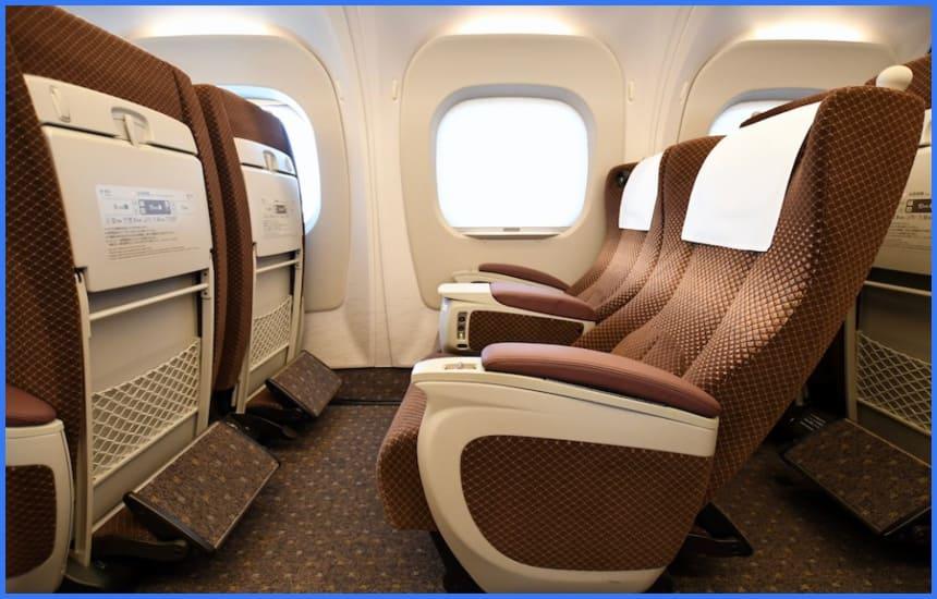 gt909の設計は新幹線の座席でも使用されている