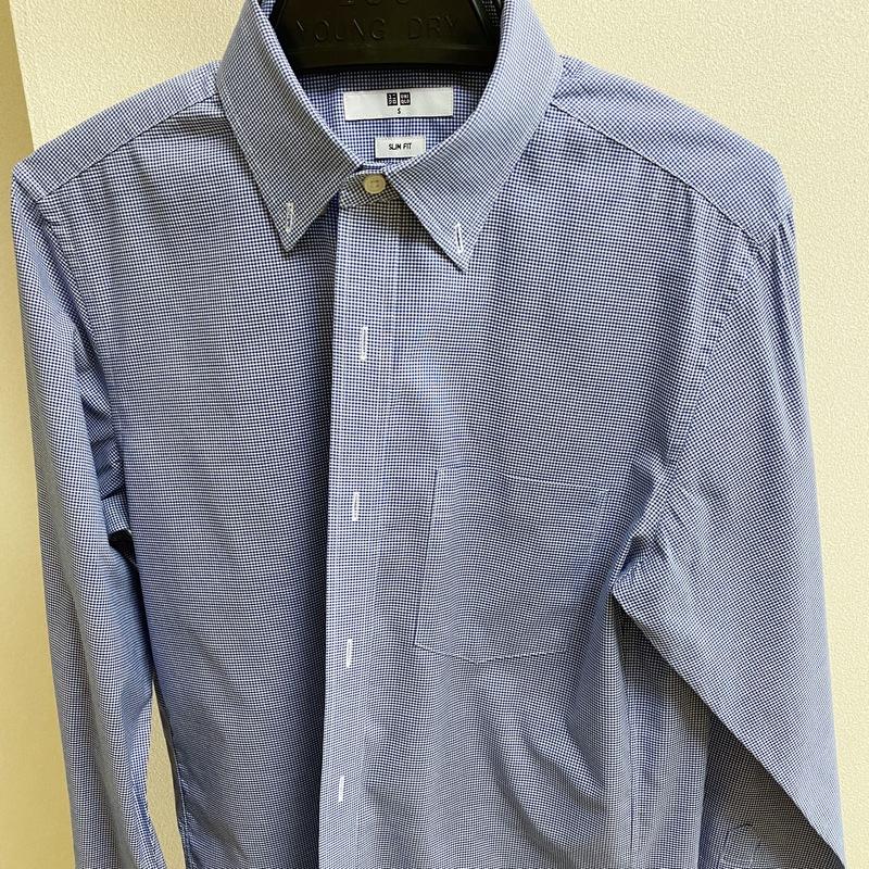 ユニクロ ワイシャツ