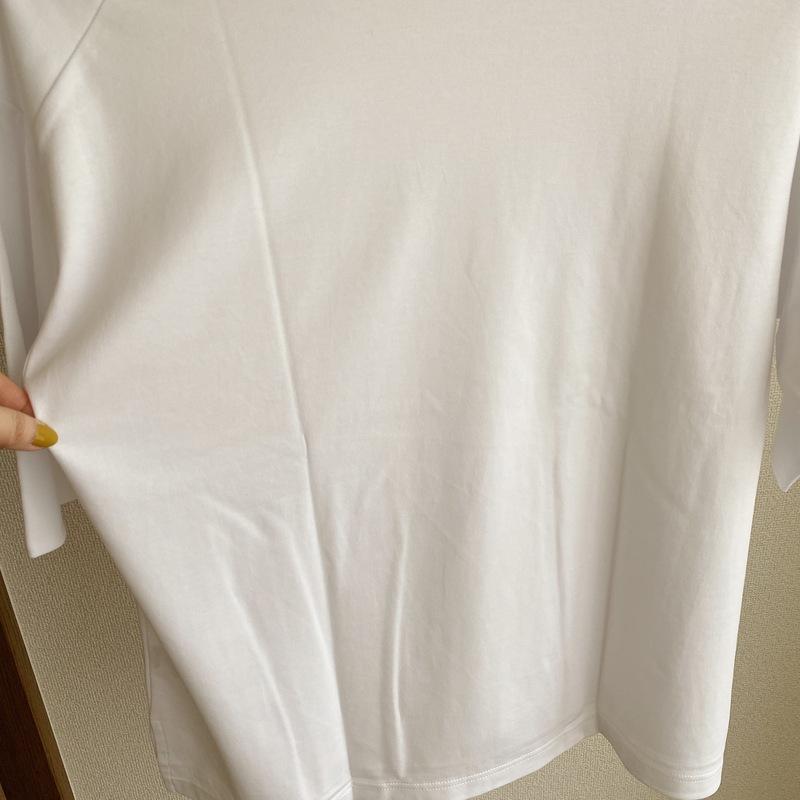 Tシャツ 畳ジワ