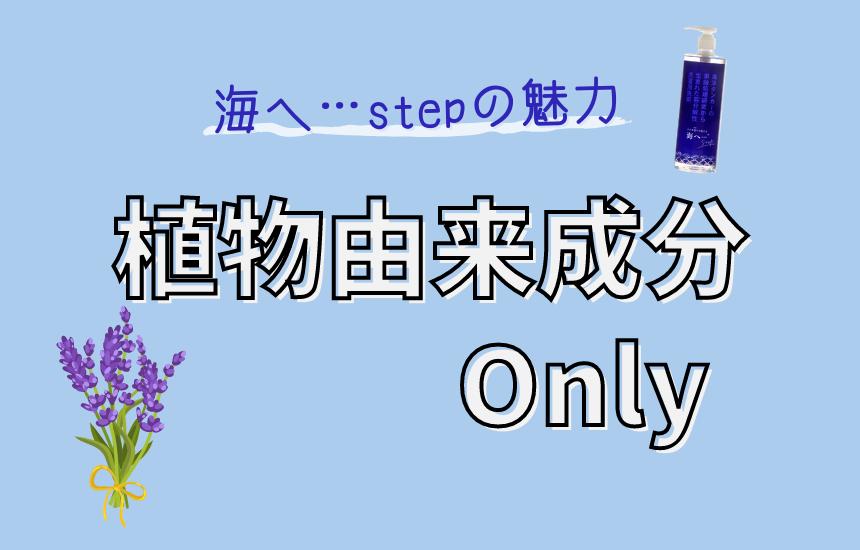 海へ…step