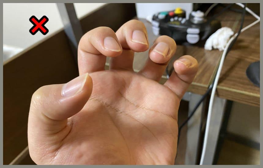 バルクオムの爪