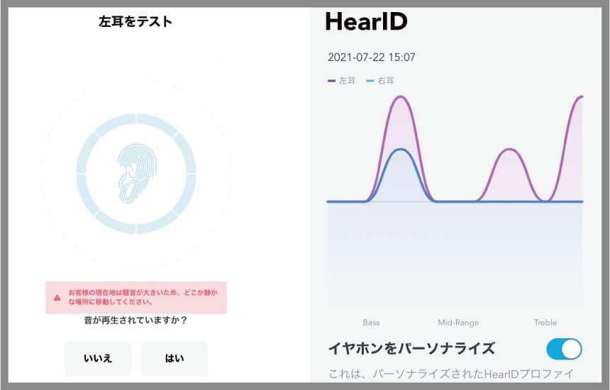 a3951のHear ID 2.0