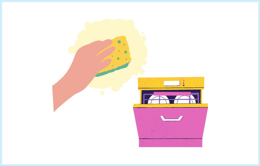 おでかけストローマグを選ぶポイント4、洗いやすい