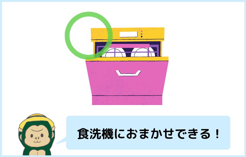 おでかけストローマグは食洗機OK